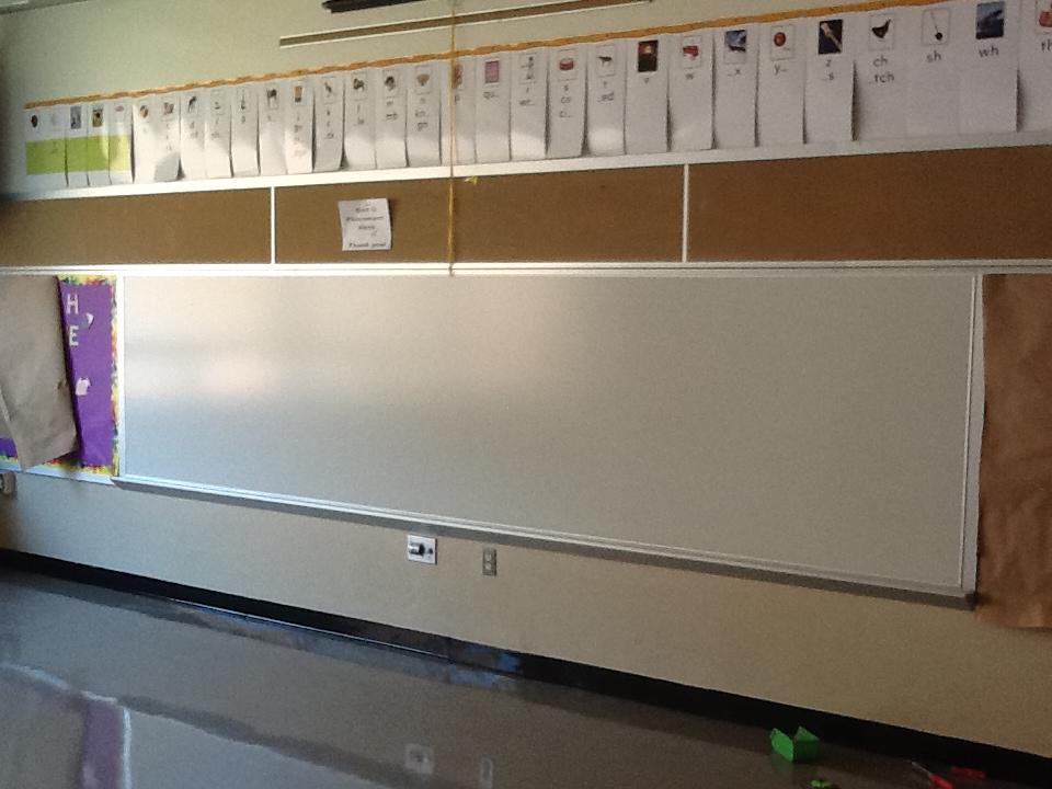 Installed Overboard - Kratzer Elementary